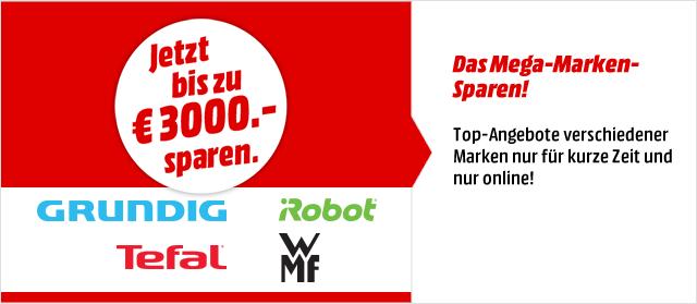 Mega-Marken-Sparen!