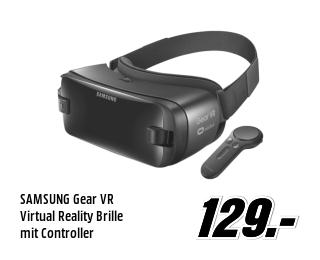 Samsung Gear VR mit Controller