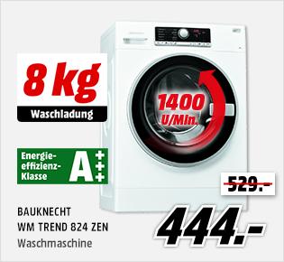 BAUKNECHT WM TREND 824 ZEN für € 444.-