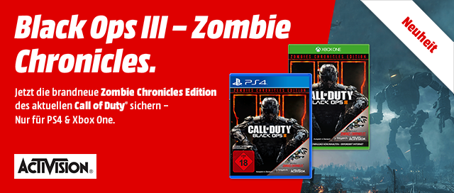 Black Ops III - Zombie Chronicles