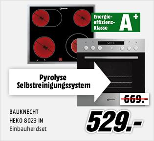BAUKNECHT HEKO 8023 IN für € 529.-