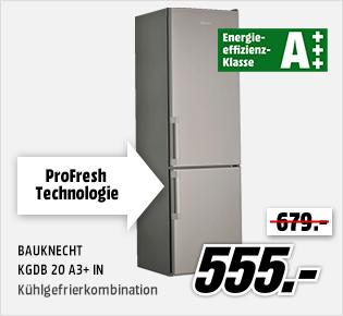 BAUKNECHT KGDB 20 A3+ IN für € 555.-
