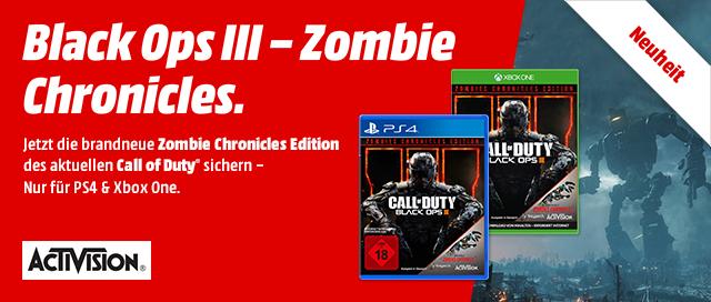 Black Ops III - Zombie Chronicles